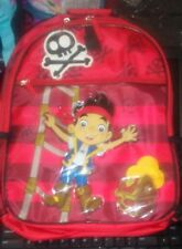 New Disney Store Jake & the Neverland Pirates Backpack ORDER B4 20th 4xmas c inf