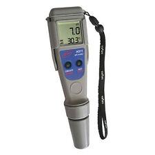 pH Metro / Medidor de pH y Temperatura Waterproof Adwa (AD11)