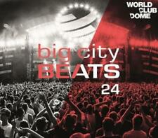 Various - Big City Beats, Vol. 24 (World Club Dome 2016 Edition) - CD