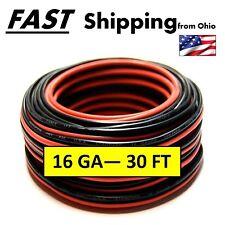 Speaker Wire ----- 30 ft. ----- 16 gauge GA