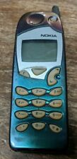 Nokia Model 5165 AT&T Cell Phone As Is Chameleon Color Faceplate RARE