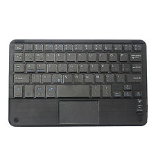 Keyboard Wireless Bluetooth Keyboard Touchpad For All 7-10 inch Android Tablet