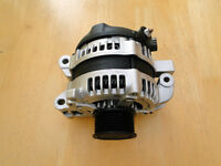 Toyota Avensis Auris Corolla Rav 4 2.0 2.2 D4D 120 A  NEW ALTERNATOR