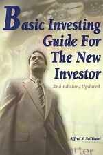Basic Investing Guide for the New Investor, 2nd Edition-ExLibrary