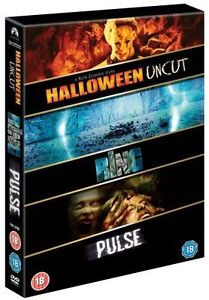 Halloween/Pulse/the Ring [DVD] - New And Sealed
