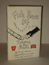 Stevens FISH BONES HOBOING IN THE 1930's Signed 1982 SC