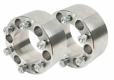 "Toyota Aluminum Wheel Spacer Kit 3"" Thick 6 x 5.5"" Pattern"