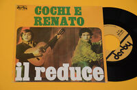 """Coco E Renato 7 """" 45 Die Emissionen 1° St Ovp 1977 EX Audiophile Sammler"""