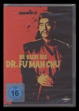 DVD DIE RACHE DES DR. FU MAN CHU - CHRISTOPHER LEE *****NEU*****