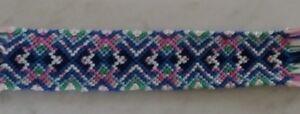 Friendship Bracelet Armband Bookmark Knotted Friendship