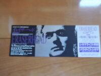 David Lynch ERASERHEAD discount ticket MOVIE JAPAN 1976
