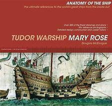 Tudor Warship Mary Rose (Anatomy of the Ship), , McElvogue, Douglas, Very Good,