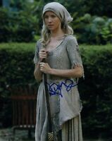 Jessy Schram - Once Upon a Time, Falling Skies - 8x10 Autograph World