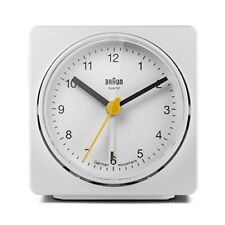Montre Horloge Braun Clocks Pivot Switch Clock Bnc011whwh