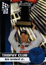 2008 Press Pass VIP Trophy Club Transparent Dale Earnhardt JR #TCT6 #6