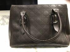 Christian Dior Brown Tote Handbag - Classic