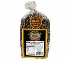 Amish Popcorn Gluten Free NON GMO Blue Kernel Popcorn 2 lb Bag Troyer Farms