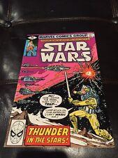 Star Wars Marvel Comics Thunder In The Stars Comic Book, Vol 1, No. 34