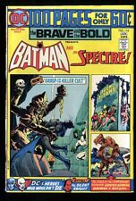 Brave And The Bold #116 VF+ 8.5