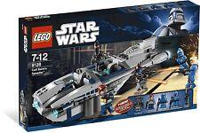 *BRAND NEW* LEGO Star Wars Cad Bane's Speeder 8128 *DENTED BOX*