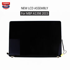 """15.4"""" Full LED Screen Display Assembly For Apple Macbook Pro A1398 Mid 2015"""