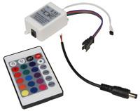 "RGB-Controller für LED-Bodenleuchte McShine ""Fine"", inkl. Fernbedienung"