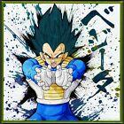 Dragon Ball Super Shikishi Art Board Metallic Extreme Saiyan SS Blue Vegeta
