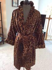 Women Dolce & Gabbana Coat size 44 leopard color