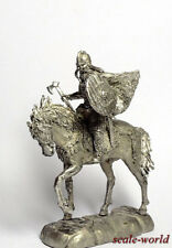 Tin soldier, figure. Horse Viking 9th century 54mm
