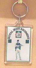 Royal Irish Regiment key ring..