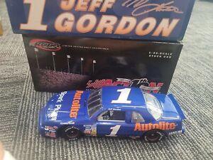 1989 Raced In 1991 Jeff Gordon #1 Autolite Spark RCCA Action 1:24 Diecast