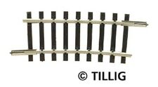 TILLIG 83114 - Spur TT - Gebogenes Gleis R24 / 7,5° - NEU in OVP