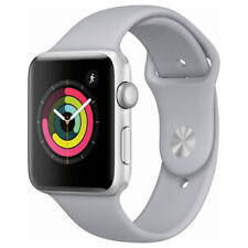 Apple Watch Series 3 42mm Silver Aluminium Case with Fog Sport Band (GPS) *NEW*