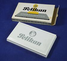 Vintage German Pelikan stamp pad + box never used Original