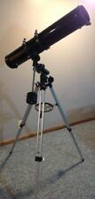 "Bushnell 4.5"" Reflector Telescope with Equatorial mount"