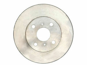 For 1983-1990 Toyota Tercel Brake Rotor Front AC Delco 58834WJ 1984 1985 1986