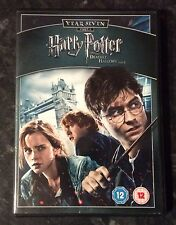 HARRY POTTER AND THE DEATHLY HALLOWS PART 1 DVD (1-DISC) SEALED FREE POST
