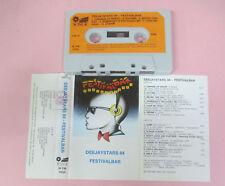 MC FESTIVALBAR DEEJAYSTARS 84 compilation CULTURE CLUB SAVAGE no cd lp vhs dvd