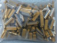 QTY (220) MDP1601-103G 16 PIN DIP 10K Ohm 2% BUSSED RESISTOR NETWORK NOS