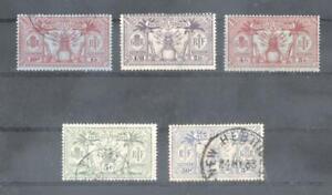 (875765) Definitive Issue, Miscellaneous, Nouvelles Hebrides