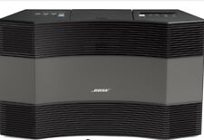 Bose Acoustic Wave Music System II CD Player Radio Changer Graphite