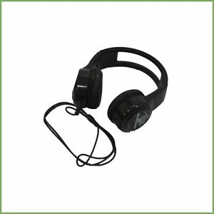 Quantity Of 2x TTS EASi-HEADPHONES With Audio Cable