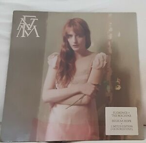 Florence And The Machine High As Hope LP Limited Edition Yellow
