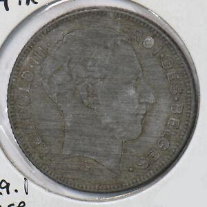 Belgium 1944 5 Francs 490127 combine shipping