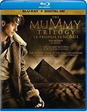 The Mummy Trilogy (Blu-ray + Digital HD *BRAND NEW*