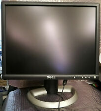 "Dell UltraSharp 2001FP 20.1"" LCD Monitor MFG.09/2005 B9B W /POWER, VGA, DVI CABL"