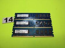 Elpida 6GB (3X2GB) PC2-6400 DDR2-800MHz non-ECC CL6 240-Pin EBE21UE8AFFA-8G-F