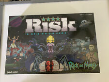 RISK- Rick and Morty Infinite Possibilities Brand New Sealed
