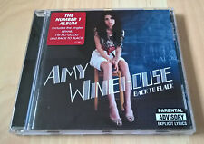 AMY WINEHOUSE - BACK TO BLACK - CD (EX. cond.)
