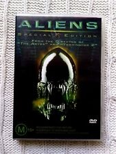 ALIENS – SPECIAL EDITION - DVD, 2-DISC, R- 4, LIKE NEW, FREE POST AUS-WIDE